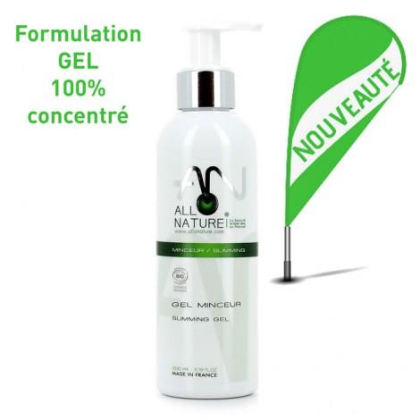 Organic slimming gel 150ml
